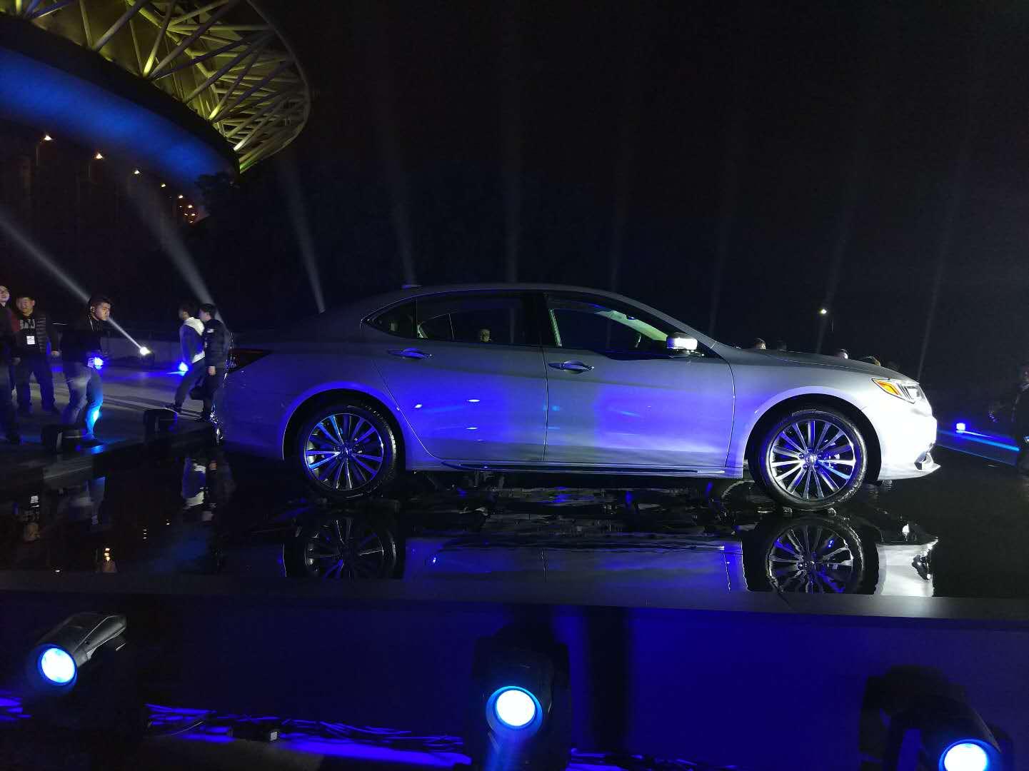 广汽讴歌之夜 TLX-L预售/全新中文品牌口号