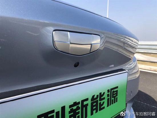 定位纯电紧凑级轿车 吉利GE11无伪照曝光