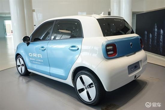 欧拉R1将12月26日上市 预售6.18
