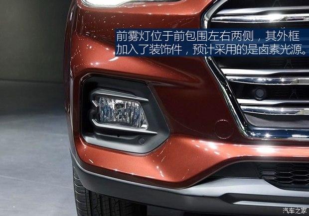 全新设计风格 拍北京现代全新一代ix35
