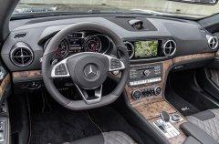 奔驰SL Grand Edition官图发布 配运动化悬架