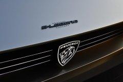 标致电动汽车logo将在日内瓦车展推出