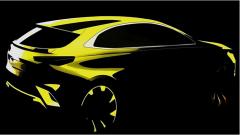 起亚公布Xceed紧凑型跨界车