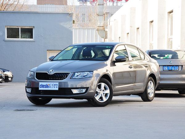 斯柯达明锐综合优惠3.7万 部分现车在售
