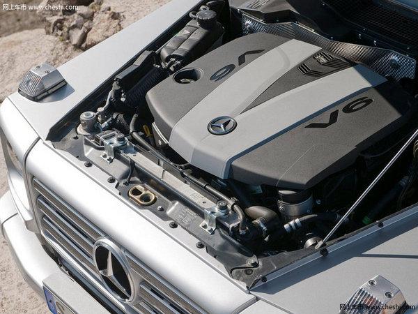 奔驰G级少量现车可提 置换购车另享补贴