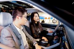 汽车行业未来的趋势是智能网联和人机交互
