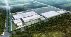 光束汽车工厂在张家港破土动工是长城汽车和宝马