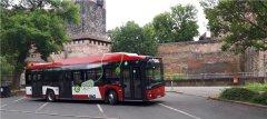西门子已经为德国众多城市提供电动巴士充电基础