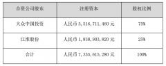 江淮汽车向江淮大众增资12.85亿元