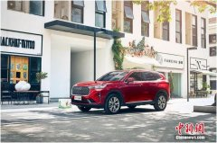 入门紧凑级SUV A01将在本届北京车展全球首发亮相