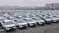 """""""贵阳智造""""的中大型SUV吉利豪越上市销售"""